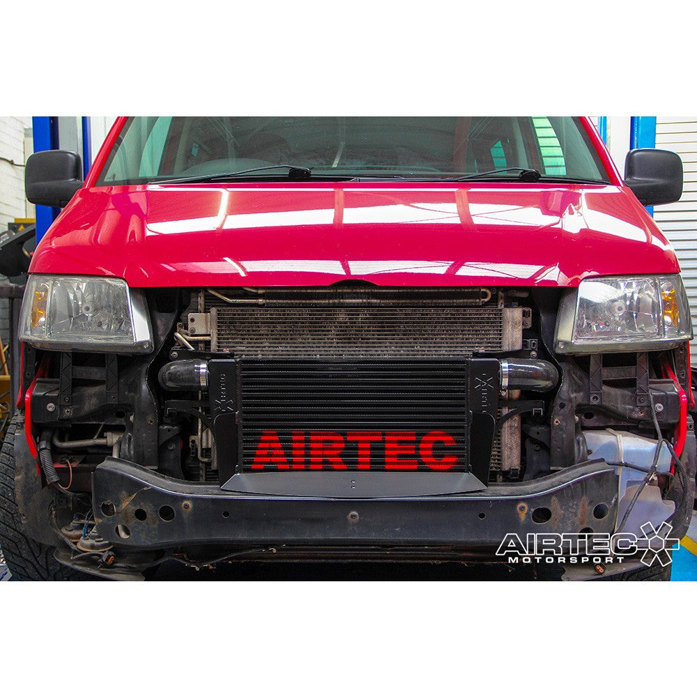 AIRTEC MOTORSPORT FRONT MOUNT INTERCOOLER TO FIT VW TRANSPORTER T5 (2.5 TDI) - R-Ace Motorsport