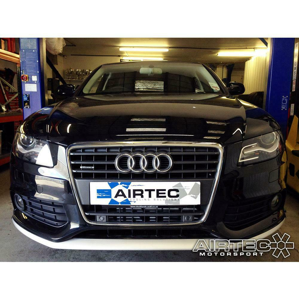Airtec Motorsport Front Mount Intercooler Upgrade for Audi A4 B8 2.0 TFSI - R-Ace Motorsport