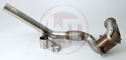 Wagner Tuning Downpipe Kit with 200CPI Racing catalyst for VW Golf 7 GTI