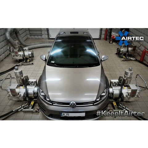 Airtec Motorsport Front Mount Intercooler Upgrade for Volkswagen Golf R MK7 - R-Ace Motorsport