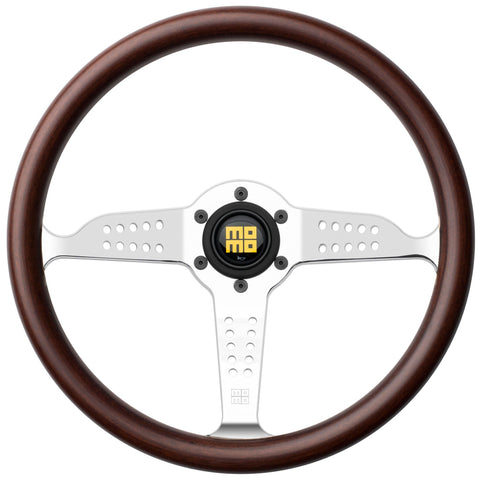 MOMO SUPER GRAND PRIX STEERING WHEEL