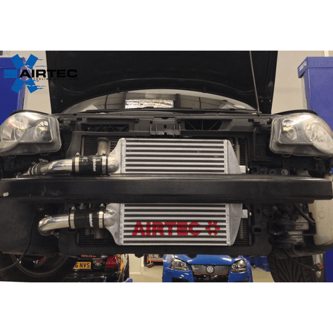 Airtec Motorsport Front Mount Intercooler Uprade for Volkswagen Polo GTI 1.8 Turbo - R-Ace Motorsport