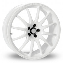 Load image into Gallery viewer, TEAM DYNAMIC PRO RACE 1.3 18X8.5J ALLOY WHEELS (WHITE)