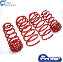 Load image into Gallery viewer, Prosport Lowering Spring Kit - BMW 1 Series Convertible E88 2007-2013 (35MM)