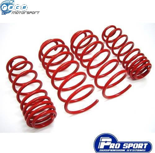 BMW 3 Series E30 Convertible 1986-1993 Prosport Lowering Spring Kit (60/65mm) - R-Ace Motorsport
