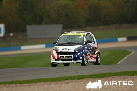 Airtec Motorsport Intercooler Upgrade for Mercedes Smart 451 - R-Ace Motorsport