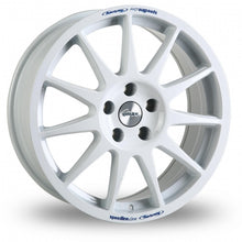 Load image into Gallery viewer, SPEEDLINE TURINI 16X7J ALLOY WHEELS (WHITE)