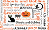 Halloween Microfiber Pillow Case