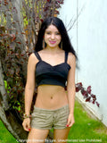 Sirenaz Wholesale Lasagna Crop Tank Tops: Any Color
