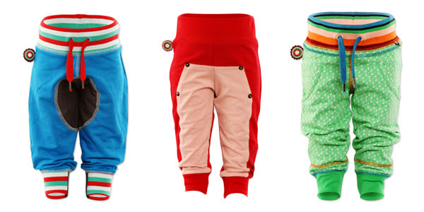 kids pants 4 funky flavours