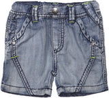 Molo Kids: Unisex denim baby shorts - Sam shorts