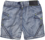 Molo Kids: Unisex denim baby shorts Sam - back