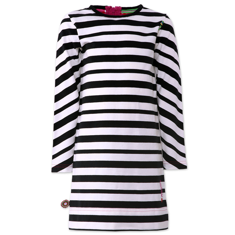 4 Funky Flavours: Striped baby & toddler dress - Bandit Queen