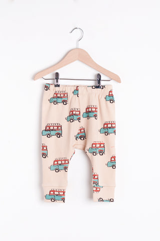 Baby/toddler sweatpants Icicles by Knast by Krutter