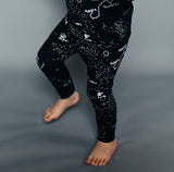 Beau LOves - Baby pants Galaxy - lifestyle