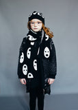 Beau LOves - Knit scarf Ghosts - lifestyle 2