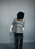 Beau LOves - Oversized top Pleine Lune and Galaxy pants