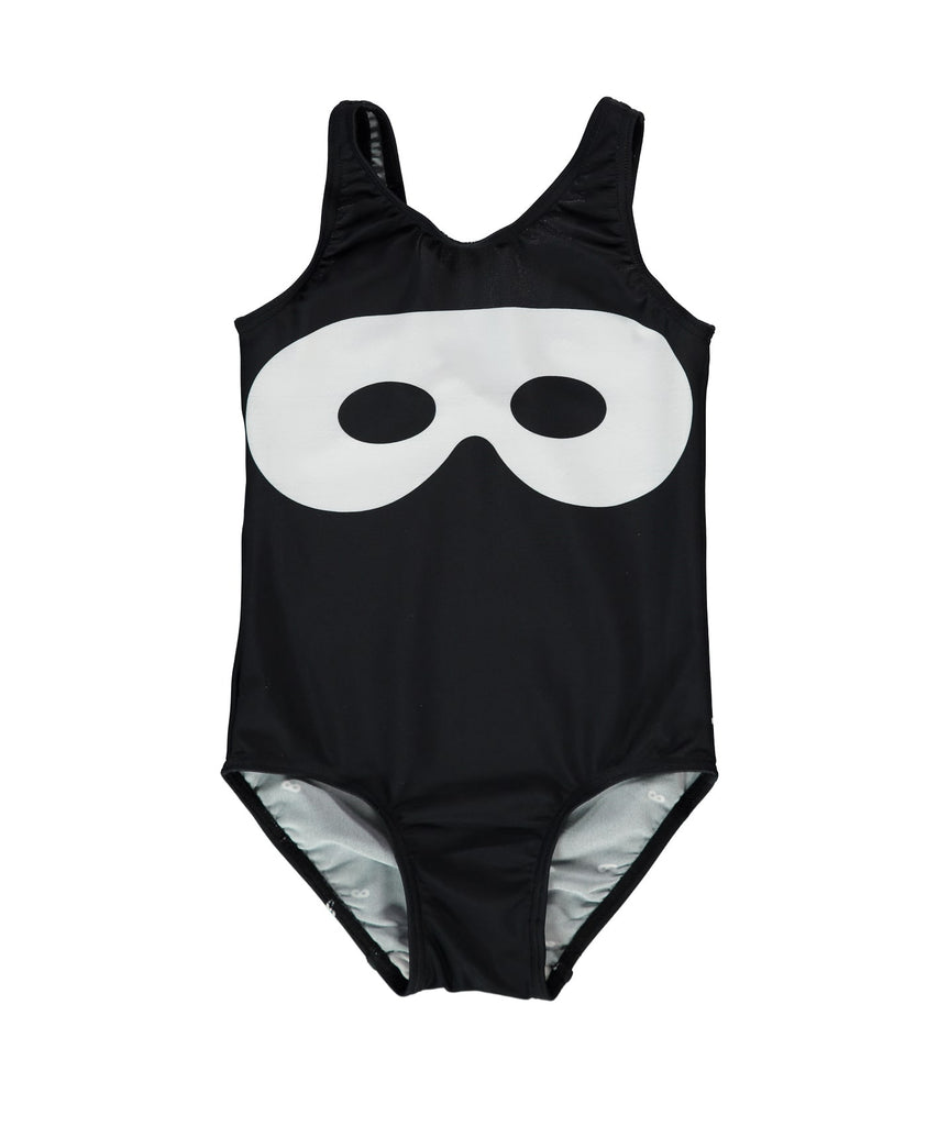 Beau LOves - Swim suit Hero Mask - black