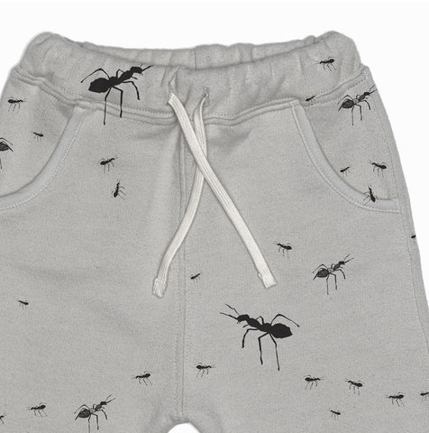 Looper low shorts Grey Ants by Beau LOves