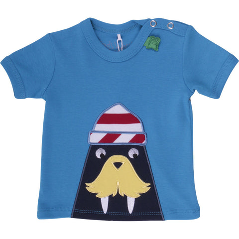 T-shirt Sailor by Green Cotton