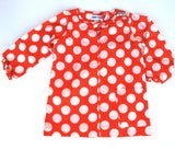 KIK-KID: Baby dress with polka dots
