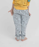 Indikidual - Banana sweatpants Tobias - back
