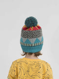 Indikidual - Pattern knitted hat Cecil - lifestyle 3