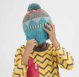 Indikidual - Pattern knitted hat Cecil - lifestyle