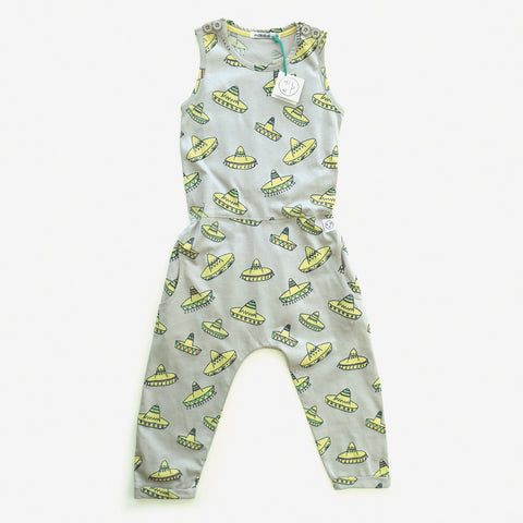 Kids jumpsuit Jammin by Indikidual
