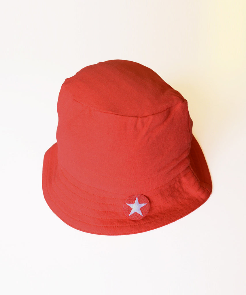 Summer hat Tiba Rand by KIK-KID - red