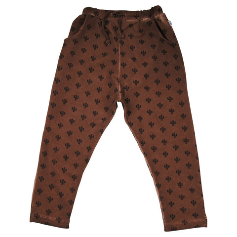 Kids sweatpants Cactus by Knast by Krutter