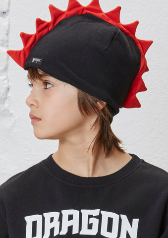 Punk Cap Black+Red By Yporque
