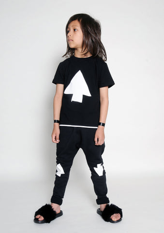 Boys T-shirt Madock black by Loud Apparel