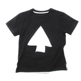 Loud Apparel - Boys T-shirt Madock black
