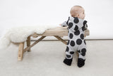 Lucky No 7 - Baby jumpsuit Dot - lifestyle