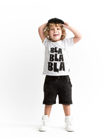 T-shirt Bla Bla Bla by Lucky No 7