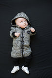 Lucky No 7 - Rebellious cardigan - lifestyle baby