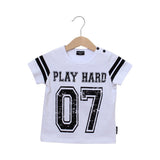 Lucky No 7 - Shortsleeve tee Play Hard