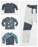 Mainio Clothing - Birch sweatpants - combinations