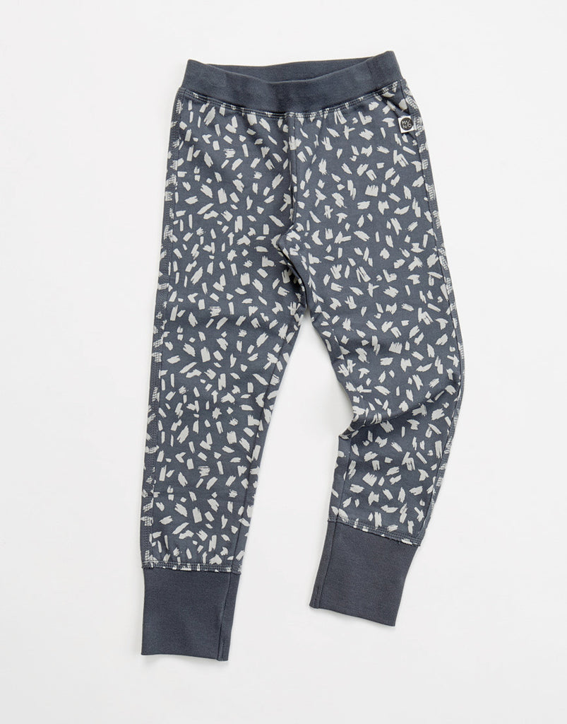Mainio Clothing - Brush slimfit sweatpants - rock grey