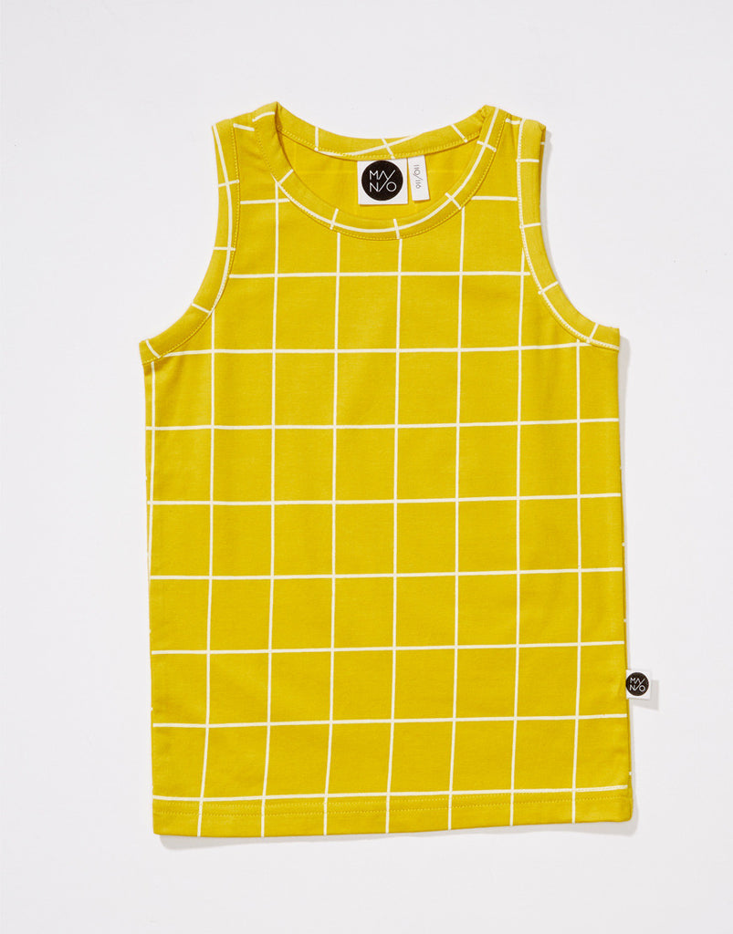 Mainio Clothing - Grid tricot top