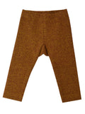 Mainio Clothing - baby rib leggings - brown