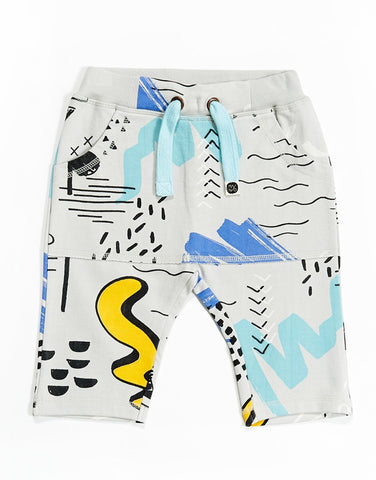 Kids shorts Banana by Indikidual