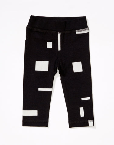 Baby leggings Block by Mainio Clothing