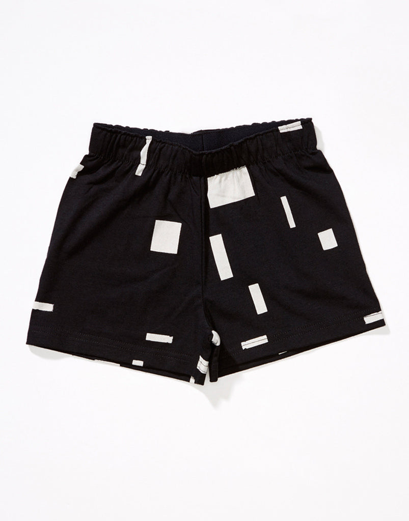Mainio Clothing - mini shorts Block