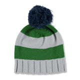 Nadadelazos - Knitted hat stripes