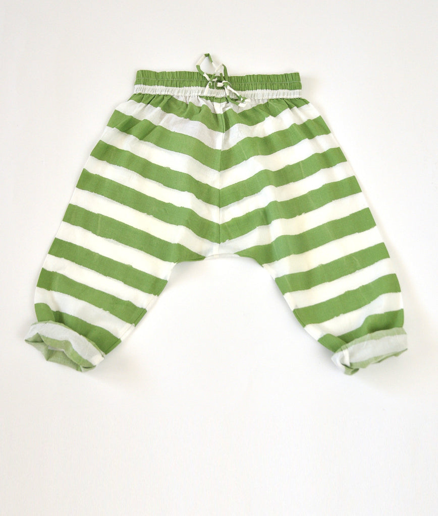 Nadadelazos - Sarouel pants Stripes