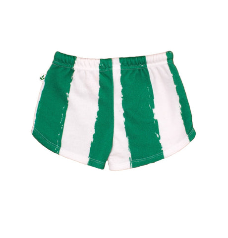 Baby shorts Green Stripes XL by Noé & Zoë