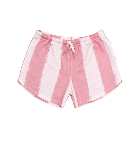 Kids' shorts Rose Stripes XL by Noé & Zoë - off white