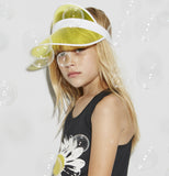 Kids visor cap Neon by Yporqué - different colors